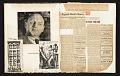 View Reginald Marsh scrapbook #4 digital asset: pages 14