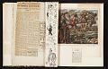 View Reginald Marsh scrapbook #4 digital asset: pages 23