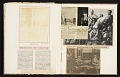 View Reginald Marsh scrapbook #4 digital asset: pages 27