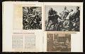 View Reginald Marsh scrapbook #4 digital asset: pages 28