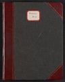 View Notebook #10 digital asset: cover