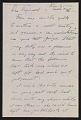 View Andrew Wyeth letter to Reginald Marsh digital asset number 0