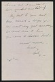 View Andrew Wyeth letter to Reginald Marsh digital asset number 1