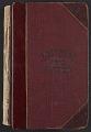 View Reginald Marsh diary digital asset: cover