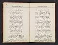 View Reginald Marsh diary digital asset: pages 1