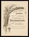 View Invitation to the Ceremonies Dedicating the Buildings of the World's Columbian Exposition digital asset number 0