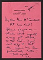 View Dorothy W. Liebes, San Francisco, California letter to Elizabeth McCausland, New York, NY digital asset number 0