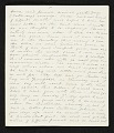 View Jervis McEntee letter to Mary McEntee Vaux digital asset number 3