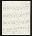 View Jervis McEntee letter to Mary McEntee Vaux digital asset number 5