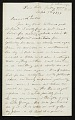 View Worthington Whittredge letter to Jervis McEntee digital asset number 0