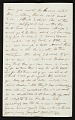 View Worthington Whittredge letter to Jervis McEntee digital asset number 2