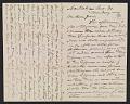 View Eastman Johnson letter to Jervis McEntee digital asset number 0