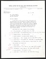 View Frances V. O'Connor, Washington, D.C. letter to Audrey McMahon, New York, N.Y. digital asset: page