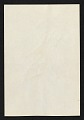 View James Brooks Christmas card to Dorothy Canning Miller digital asset: verso