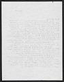 View Ad Reinhardt letter to Dorothy Miller digital asset: verso