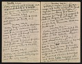 View Francis Davis Millet diary digital asset: pages 10