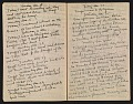 View Francis Davis Millet diary digital asset: pages 22
