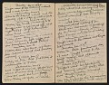 View Francis Davis Millet diary digital asset: pages 23