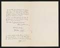 View William A. (William Anderson) Coffin letter to Lily Millet digital asset number 0