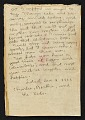 View Charles Ephraim Burchfield letter to Louise Burchfield digital asset number 2