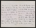 View Francis Seymour Haden letter to Frederick Keppel digital asset: pages 1