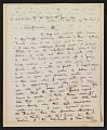 View Henry Inman letter to James McMurtrie digital asset number 0