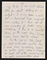 View Charles Burchfield letter to Alan M. Pensler digital asset: page 4