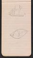 View Sketchbook #8 digital asset: page 39