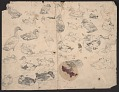 View Enumerated sketches of ducks digital asset number 0