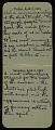 View F. Luis Mora pocket diary digital asset: page 2