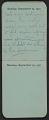 View F. Luis Mora pocket diary digital asset number 12