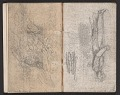 View Notebook of sketches and writings digital asset: pages 20