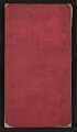 View Henry Mosler Civil War diary digital asset: cover