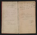 View Henry Mosler Civil War diary digital asset: pages 1
