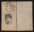 View Henry Mosler Civil War diary digital asset: pages 2