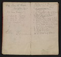 View Henry Mosler Civil War diary digital asset: pages 3