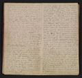 View Henry Mosler Civil War diary digital asset: pages 6