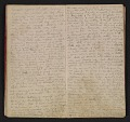 View Henry Mosler Civil War diary digital asset: pages 7