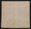View Henry Mosler Civil War diary digital asset: pages 8