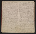 View Henry Mosler Civil War diary digital asset: pages 9