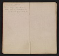 View Henry Mosler Civil War diary digital asset: pages 17