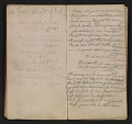 View Henry Mosler Civil War diary digital asset: pages 19