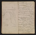 View Henry Mosler Civil War diary digital asset: pages 20