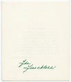 View Ray Gloeckler Christmas card to James Mullen digital asset: cover back