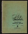 """View Matt Mullican papers digital asset: Notebook, """"High School/CalArts"""""""