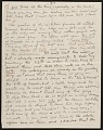 View Frida Kahlo, Paris, France letter to Nickolas Muray, New York, N.Y. digital asset: page 3