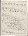 View Frida Kahlo, Paris, France letter to Nickolas Muray, New York, N.Y. digital asset: page 5