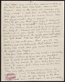 View Frida Kahlo, Paris, France letter to Nickolas Muray, New York, N.Y. digital asset: page 7