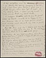 View Frida Kahlo, Paris, France letter to Nickolas Muray, New York, N.Y. digital asset: page 8