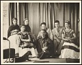 View Photograph of gathering at the Riveras' San Angel home digital asset number 0